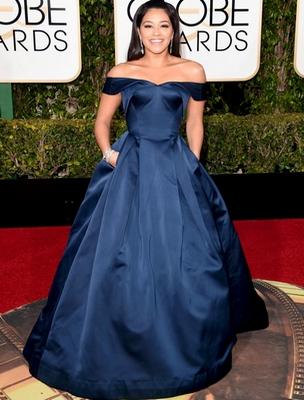 Gina a 2016-os Golden Globe-gálán