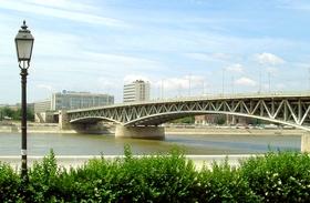 Horthy Miklós híd felrobbantása