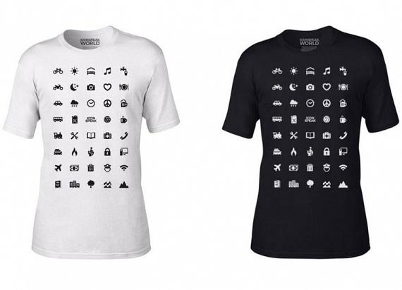 A 40 különböző jelet ábrázoló pólók több színben készültek, és elérhetők női és férfiváltozatban is. Ide kattintva beszerezhetőek.