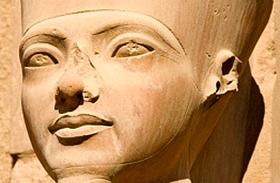 Így nézett ki Hatsepszut, a női fáraó