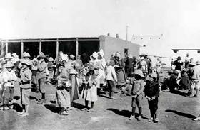Így nézett ki az első haláltábor - Nem a nácik építették