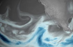 Háborgó folyót fedeztek fel az égen: katasztrófát is okozhat a szokatlan jelenség