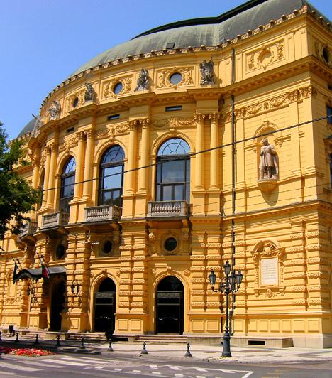 A leghíresebb magyar vidéki színházak