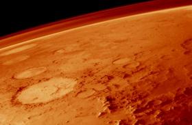 A Mars színe