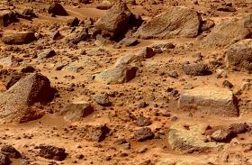 Marsi vulkán