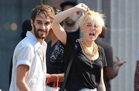 Mile Cyrus punk