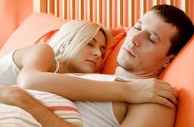 Milyen pózban alszol a pároddal?