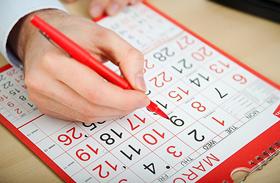 Munkaszüneti napok 2012-ben - Megszaporodnak a hosszú hétvégék