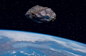 NASA, aszteroida
