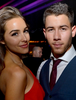 Olivia Culpo és Nick Jonas