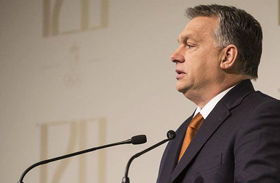 Orbán Viktor Mongóliában