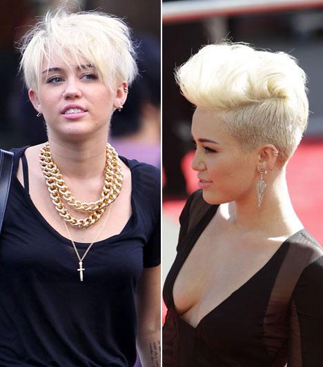 10 szexi rövid frizura: így hordják a sztárok