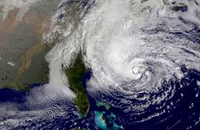 Sandy hurrikán HAARP- rendszer