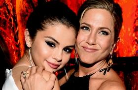 Selena Gomez barátai