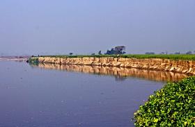 Szennyezett folyó