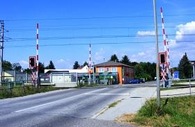 Vasúti átjáró ellenőrzés