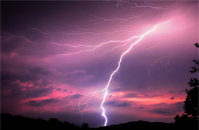 Vihar az űrből