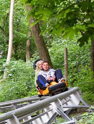 Száguldás a Zempléni Kalandparkban