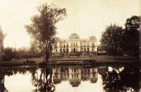 Tóalmási Andrássy-kastély története