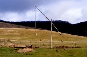 Gémeskút a falu határában