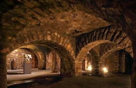 Budai várbarlang labirintusa