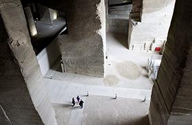 Felújított Fertőrákosi Kőfejtő és Barlangszínház