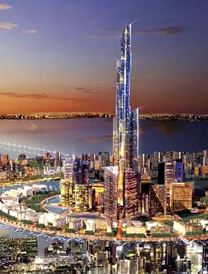 A futurisztikus Kuvait