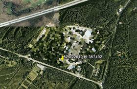 Google Earth kitakart helyek