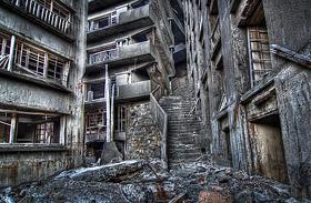 Hátborzongató képeken a kísértetek városa
