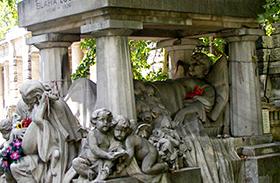 Híres magyar temetők
