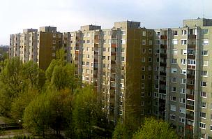 Újpesti lakótelep