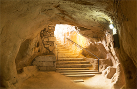 Kaymakli - föld alatti város