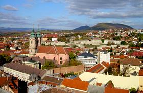 A top 10 legkedveltebb magyar város 2011-ben