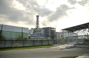 Az erőművet ma szarkofág borítja