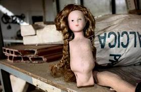 Képeken a kísértetjárta babagyár: rémisztő hely Spanyolországban