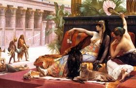 Kleopátra palotája
