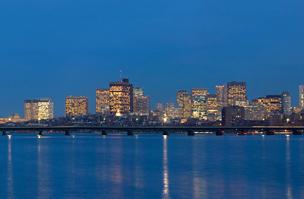 Éjszakai fények Bostonban
