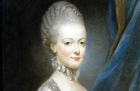 Mária Antónia - Versailles-i kastély
