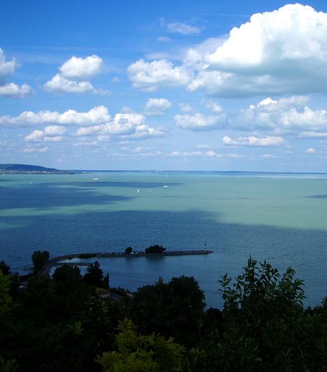 A legnépszerűbb nyaralóhelyek Magyarországon