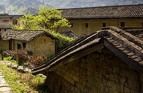 Ősi kínai falvak lerombolása