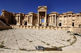 Palmüra rombolása