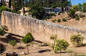 Rejtélyes Baalbek Libanon