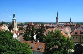 Romantikus magyar város
