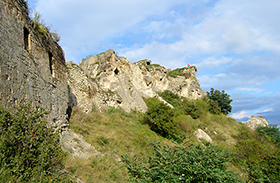 Siroki vár legendája