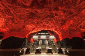 Stockholm metró
