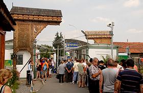 Szelmenc - kettészakított magyar falu
