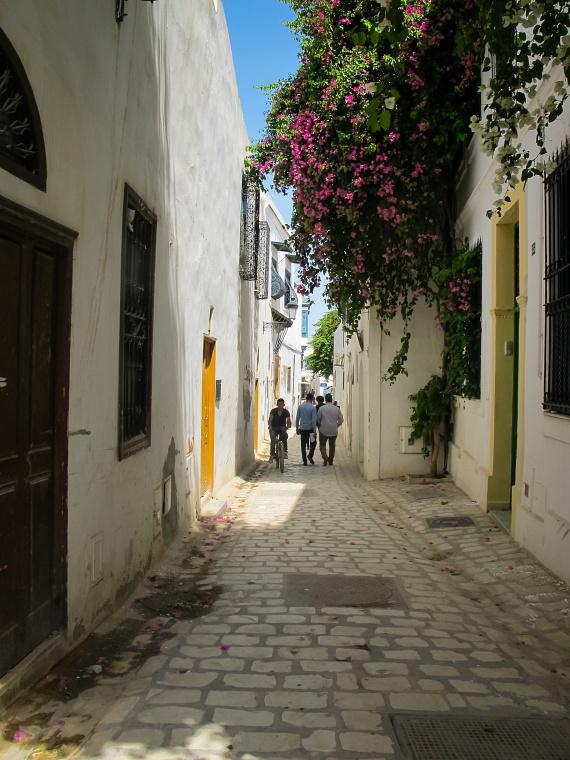 A mindössze 700 ezer lelket számláló főváros, Tunisz az észak-afrikai városok jellemző építkezését tükrözi. A szűk, alig kiismerhető utcahálózatokból álló medinák, más néven óvárosok különleges hangulatba varázsolják az arra sétálókat. A mecsetek, városfalak és a régi épületek a mediterrán, az afrikai és az arab építészet izgalmas keverékét adják.