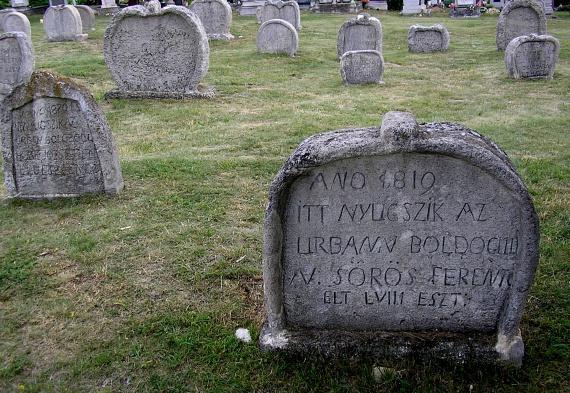 A temető mára védett műemléknek minősül, a sírok többsége felirataik tanúsága szerint az 1800-as évekből származik. Szabadon látogatható, és érdemes is felkeresni ezt a bámulatos helyet, ha a környékén jársz.