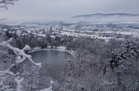 Téli háttérképek hazánkról