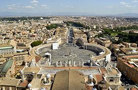 Vatikán látnivalói